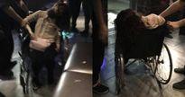 Sự thật bức ảnh cô gái đi bar 'quẩy' sung ngã gãy cổ khiến dân mạng bàn tán ầm ĩ