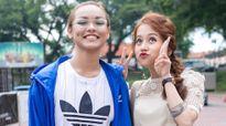 An Nguy nữ tính, Mai Ngô chân to khi xuất hiện ở Malaysia