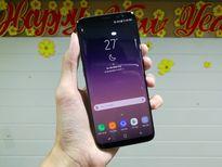 Trên tay nhanh Samsung Galaxy S8 đầu tiên tại Việt Nam