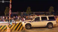 Thiếu tá CSGT bị tông chết sau khi bám gương chiếu hậu