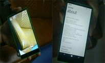Xuất hiện smartphone Nokia Lumia không viền siêu lạ mắt