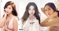 Ngắm nhìn nhan sắc top 10 nữ diễn viên đẹp nhất Hàn Quốc