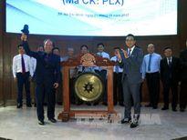 Ngày đầu lên sàn, Petrolimex đã lọt Top 5 cổ phiếu có khối lượng giao dịch lớn nhất