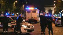 Kẻ nổ súng ở Đại lộ Champs-Elysees là 'người quen' của cảnh sát Pháp?