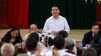 Chủ tịch Hà Nội đối thoại với người dân Đồng Tâm
