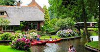 'Ghim vào tim' 10 ngôi làng nhỏ xinh, tới là yêu ở Châu Âu