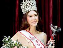 Hoa hậu sắc đẹp châu Á 2017 từng là hot girl nổi tiếng ở Sài Gòn