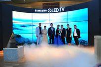 Samsung Việt Nam khẳng định vị thế với dòng TV cao cấp QLED 2017