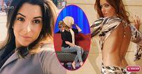 Người mẫu Ý bị tình cũ tạt axit can đảm xuất hiện trên truyền hình với khuôn mặt biến dạng