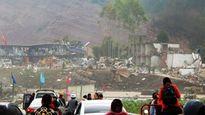 Nổ trong đường hầm tàu siêu tốc ở Trung Quốc, 12 người chết