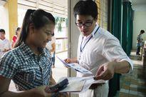 1.200 cán bộ trường ĐH, CĐ về coi thi tại Đắk Lắk