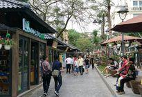 Phố sách - điểm đến văn hóa giữa lòng Hà Nội