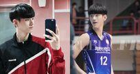 Hotboy bóng chuyền gây sốt cộng đồng mạng vì vẻ ngoài y hệt Kim Soo Huyn