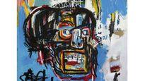 Kỷ lục 110,5 triệu USD cho tranh Jean-Michel Basquiat
