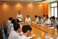 Công bố quyết định thanh tra liên quan dự án đường sắt đô thị Nhổn - Ga Hà Nội