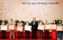 Trao giải thưởng Hồ Chí Minh, giải thưởng Nhà nước về Văn học nghệ thuật năm 2017