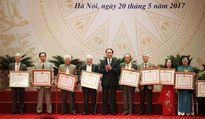 113 tác giả được trao Giải thưởng Hồ Chí Minh, Giải thưởng Nhà nước