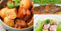 Mâm cơm trưa đủ chất thơm ngon ai ăn cũng thích chỉ 69000 cho 7 người