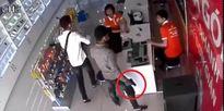 Nghi án dùng súng cướp cửa hàng điện thoại di động