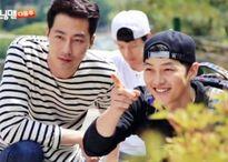 Song Joong Ki bị đàn anh Jo In Sung 'bêu xấu' vì không chịu cảm ơn