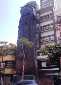 Phường Cửa Nam (quận Hoàn Kiếm, Hà Nội): Vì sao tòa nhà xây sai phép chưa bị cưỡng chế?