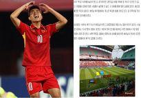 Thông tin mới nhất về chấn thương của sao trẻ HAGL, báo Hàn lại đưa U20 Việt Nam lên mây