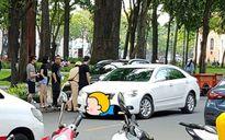 Đỗ xe sai quy định, Soobin Hoàng Sơn và Tóc Tiên bị xử phạt
