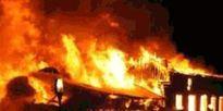 Hai mẹ con cùng người đàn ông tử vong trong căn nhà cháy