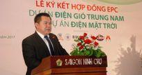 Chọn nhà thầu 'khủng', Trungnam Group quyết lấn sân mảng năng lượng