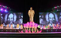 Hé lộ sân khấu đặc biệt của 'Đêm nghe hát đò đưa nhớ Bác'