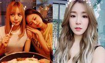Sao Hàn 11/6: Tiffany khoe tóc mới xinh như nữ thần, Jennie - Lisa tình cảm