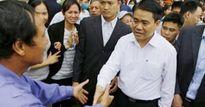 Người dân Đồng Tâm tin tưởng vào bản cam kết của Chủ tịch Chung