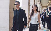 Huỳnh Hiểu Minh và Angelababy là cặp đôi giàu nhất Cbiz