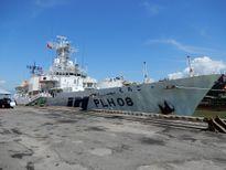 Đà Nẵng đón tàu lực lượng bảo vệ bờ biển Nhật Bản