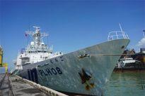 Tàu tuần tra Lực lượng bảo vệ bờ biển Nhật Bản thăm hữu nghị Đà Nẵng