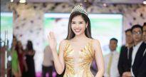Hoa hậu Phan Hoàng Thu lộng lẫy với đầm xuyên thấu