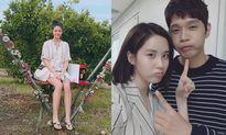 Sao Hàn 17/6: Seol Hyun khoe chân dài, Seo Hyun thân mật với bạn diễn nam