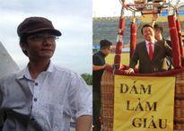 Nhà báo Lê Thiếu Nhơn, Nguyễn Thị Thao nói gì về hai buổi ra mắt sách 'sốt sình sịch''