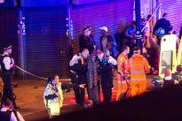 Vụ xe tải đâm người đi bộ ở London: Nghi tấn công có chủ đích