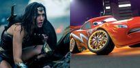 'Wonder Woman' thất thủ trước 'Cars 3'