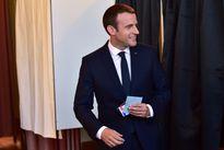Đảng 1 tuổi của TT Macron giành đa số trong bầu cử quốc hội Pháp