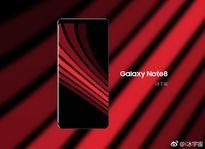 Samsung Galaxy Note 8 khá tương đồng về thiết kế với Galaxy S8/S8 Plus?