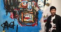 Bức tranh về phân biệt chủng tộc của Basquiat giá 110,5 triệu đô