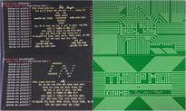 Cặp đôi lập trình viên 'chơi trội' với tấm thiệp cưới lạ