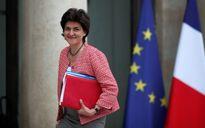 Nữ bộ trưởng Quốc phòng Pháp từ chức vì dính bê bối sử dụng công quỹ