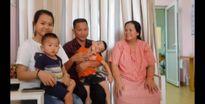 Bà mẹ 45 tuổi sinh 15 người con ở TP.HCM