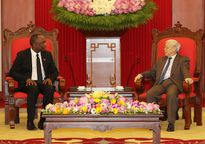 Việt Nam coi trọng mở rộng quan hệ hữu nghị và hợp tác nhiều mặt với Haiti