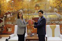 Việt Nam - Israel tiếp tục hợp tác sâu rộng