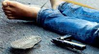 Ghen tuông, một thanh niên dùng súng tự chế bắn chết tình địch