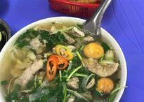 Ba quán phở vỉa hè giá cao vẫn đắt khách ở Hà Nội